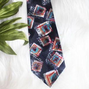 Vintage Oscar De La Renta Studio Men's Neck Tie